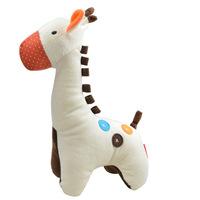 SKP Nursery Plush Toy kid's plush sounding toy - White Giraffe