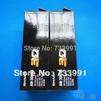 2PCS/LOT  Brand New AN-3DG30-B 3D Glasses  USB Rechargeable AQUOS LCD TVs EN012