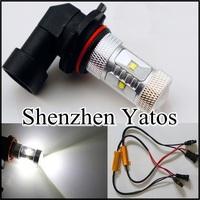 2pcs High Power Car LED 9005 30W Cree_XBD Super Bright LED Fog Bulb