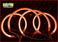 a set CCFL Angel Eyes fit for B.MW E46 Compact E83 /X3 Halo Ring Halo Light cathode tube GGG FREESHIPPING