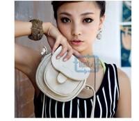 New Lovely Womens Small Handbag Baguette Satchel Shoulder Messenger Lady Evening Bag