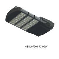 72w 90w led road light, led street light,ed module fixture for outdoor street  lighting AC85-265V