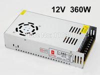 ac 110v/220v transfomer dc 12v power supply, switching 12v 30a 360w power supply