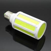 1pcs+Free Shipping 12W COB E27 Bulb COB Corn Bulb E27 COB 12W Lamp E26/E27/G24/E14 Base AC 110/220V
