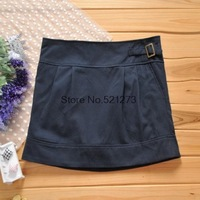 Spring Korean female models temperament wild cotton A-line skirt big yards skirts