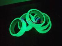 4cm*5M full luminous film slip-resistant stage fire emergency glow tape fluorescence warning tape stairs full luminous line