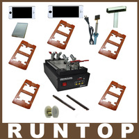 Free shipping 110/220V  Advanced Metal Body LCD Screen Separator Machine+Cutting Wire + Wire Handle Tool
