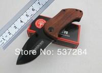 5Piece/lot High Quality 440C Blade OEM BOKER DA33 Utility Folding Knife Camping/outdoor/Pocket/Gift Knife Hand tools CZ160