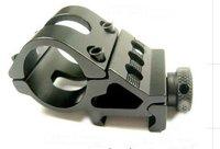 1 inch 25mm Flashlight / Laser/ rifle scope Mount Weaver 20mm Picatinny rail FreeShipping