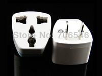 High Quality UK EU AU to US Travel Charger Adaptor Adapter AC DC Power Convertor Plug 100pcs Express free shipping wholesale Lot