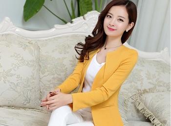 Мода Большой размер искусственного тонкий верхняя одежда пальто с длинным рукавом стенд воротник основные куртки