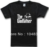 american movie film the godfather short-sleeve T-shirt men's fashion cotton plus size  t-shirts t shirt men tee camisas top