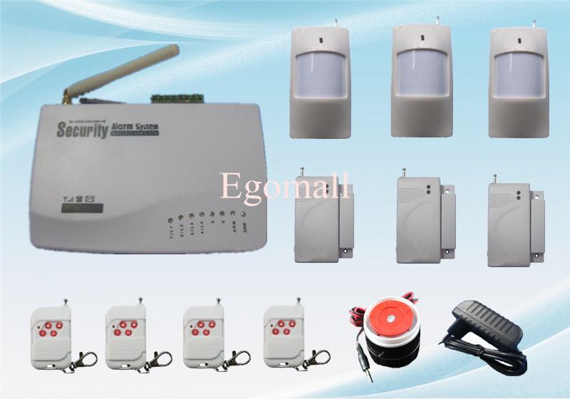 Беспроводной GSM SMS главная безопасность охранная голос дистанционного управления установка Arm H318