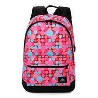 fashion printing school backpacks children school bags bookbag  Campus Girls nylon travel bags Women men sport backpack