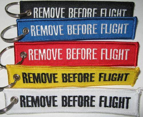 Remove Before Flight Tag Remove Before Flight Tag