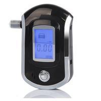 CN Free Shipping NEW Hot selling fashion Professional Mini Police Digital LCD Breath Alcohol Tester Breathalyzer