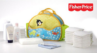 Free Shipping new 2014 Fisher Price baby diaper bags nappy bags diaper bag