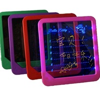 The brightest luminous: wholesale handwriting fluorescence plate, Illuminated Message Board LED electronic -- send highlighter