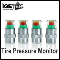 New 2013 Mini 2.4Bar 36PSI Car Tire Tyre Pressure Monitor Auto Diagnostic Tool Valve Stem Cap Sensor Indicator 3 Color Alert