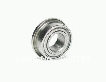5Pcs F624 F624ZZ Shielded Model Flange Bearing 4 x 13 x 5mm
