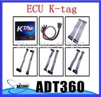2014 New design k tag ECU programming tool master version ktag programmer  K-Tag Compatible DHL free shipping