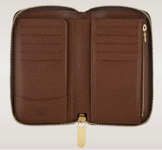 MO. ZIPPY COMPACT WALLET M40499 . DETAILS & MORE IMAGES contact me(China (Mainland))