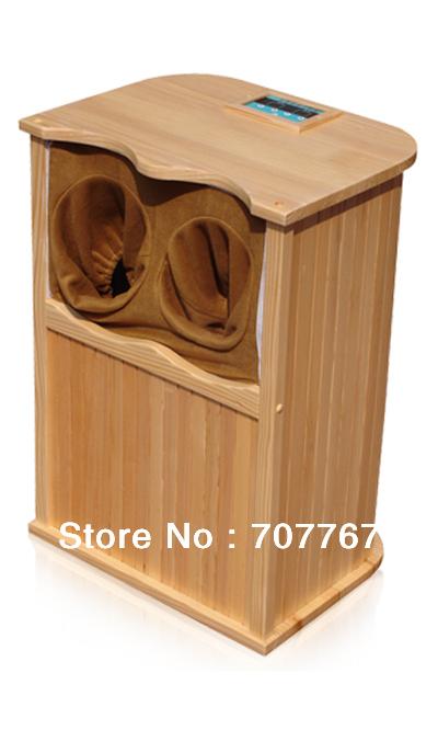far infrared foot bath massager foot sauna foot barrel with free shipping(China (Mainland))