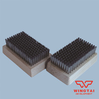 Steel Wire  Brush  For Ceramic Anilox Roller
