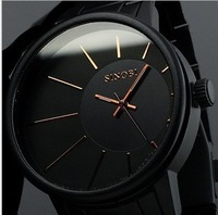 SBW01 Wholesale 2pcs 5%OFF.New 2014 Luxury Brand Sinobi Men Full Steel Watches,Simple Fashion Japan Quartz Wristwatches,Relogio