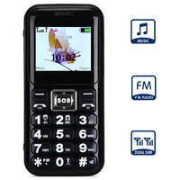 2014 Time-limited Free Shipping Cheap Mobile Phones 2.0 Inch C30 Quad Band Cell Phone Camera Dual Sim Big Speaker Elder People