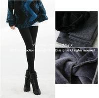 New Korean style plus size women's winter thick Slim pants leggings