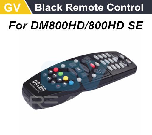 1PC Free Post Black Remote control for dm 800 HD dm800HD SE 800hd 800hd se 500 hd 600s sunray 800 hd se newdvb sunray sr4 dvb(China (Mainland))