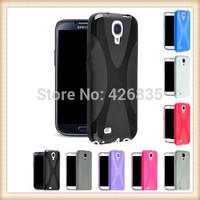 For Galaxy S4 Mini Gel Case, TPU Gel Case for Samsung Galaxy S4 Mini i9190, 200pcs/lot 100pcs per color Free Shipping