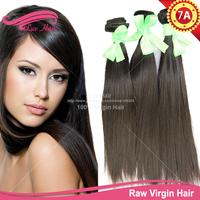 AAAAAA Top Hair Weaves Virgin Hair Straight unprocessed virgin human hair Eurasian Hair Extension