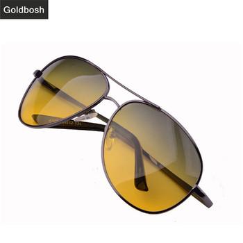 2014 night driving glasses polarized lenses men day and night Polarized sunglasses ...