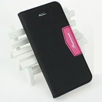 New Arrival Leather Case For iPhone 4 4g 4s With Stand Skin Cover  all 2014 fashion wallet case free shipping