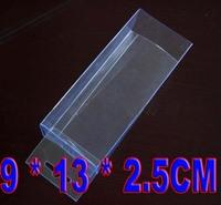 pvc transparent hanging box display gift box phone box 9 * 13 * 2.5CM