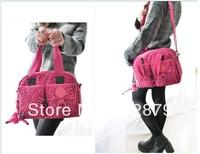 2014 High Quality Handbag,Monkey bag,Waterproof Nylon hand bag,shoulder bag,Satchels,Brand Women's Bags, FREE SHIPPING