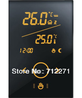 electronic room thermostat, underfloor heating temperature controller