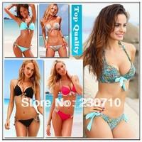 pearl beads Sewing green swimsuit Summer VS swimwear beachwear Tankini swimwear women bikini swim wear hang for Lady  FZ 223