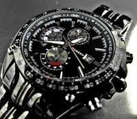 CURREN 8083 Luxury brand sports Watch men Quartz Watches Auto Date Dress wristwatch military watches man full steel watch