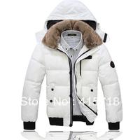 winter jacket men 2014 new Fashion outdoor Men's coat Winter overcoat Outwear Winter jacket wholesale free shipping