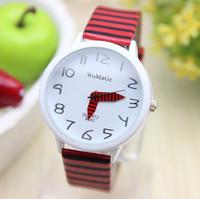9 colors  New Fashion Leather strap Zebra Watches For Women Dress Watches Quartz Watches 1pcs/lot