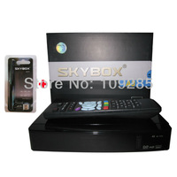 Original Skybox A3 1080P Full HD satellite receiver + USB wifi adapter, Support Network EPG, free shipping