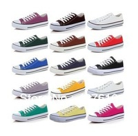 All Size 39-44 Low or high Style STAR chuck Classic Canvas Shoes Sneakers Men's Canvas Shoe Free shipping wholesale price