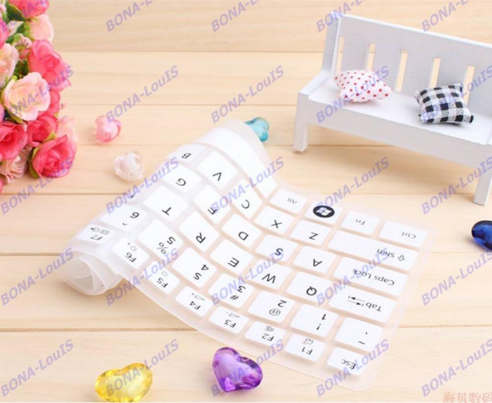 Laptop silicone keyboard skins waterproof dustproof silicone keyboard cover stickers DELLs V5460D5439.5450.5560.5470R-2526.2626(China (Mainland))
