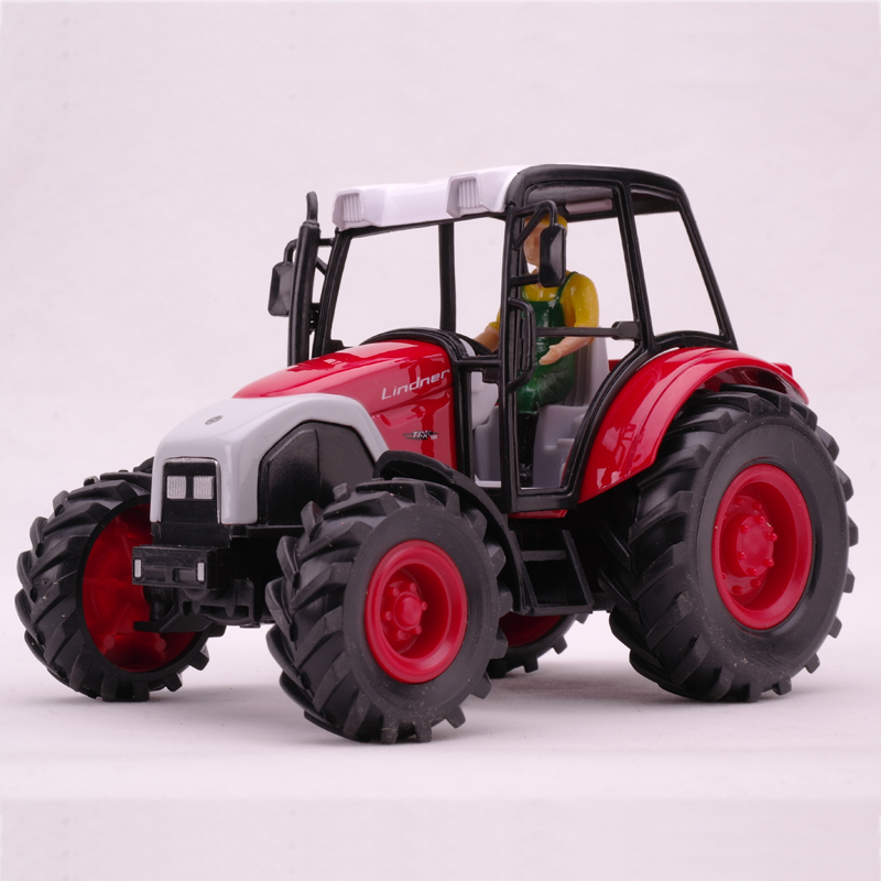 Etam tractor toy car alloy car models toy gift(China (Mainland))