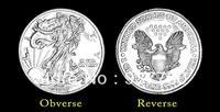 1 Gram 2000 Liberty Silver Coin