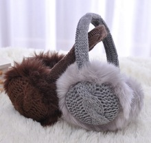 knitted earmuff promotion