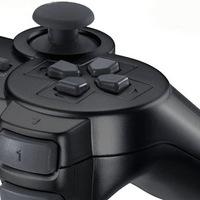 High Quality Bluetooth wireless Game controller for ps3 gamepad Joystick with Free Shipping